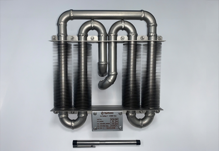 000 Mini-heat exchanger